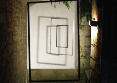 Exhibition: Site 16 - Light installation