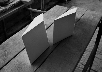 Lumen (in development), French limestone, 2017