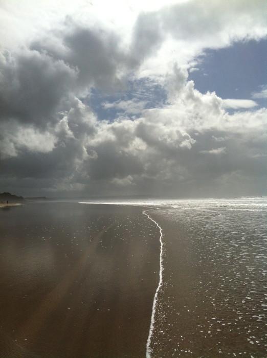 Sandymouth, near Bude, 11.04.2013