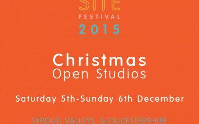 Christmas open studios