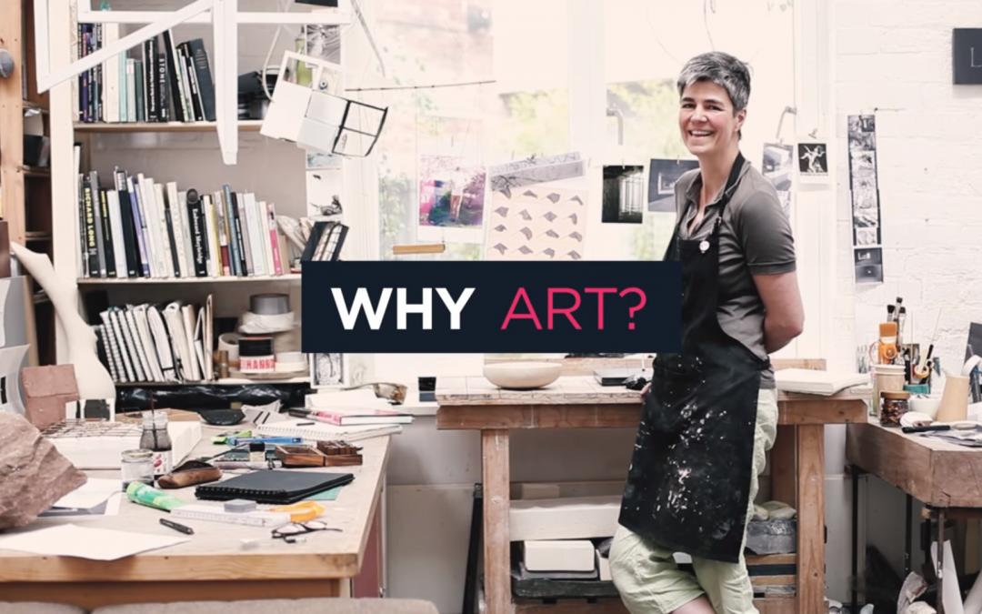 GOP – Why Art?